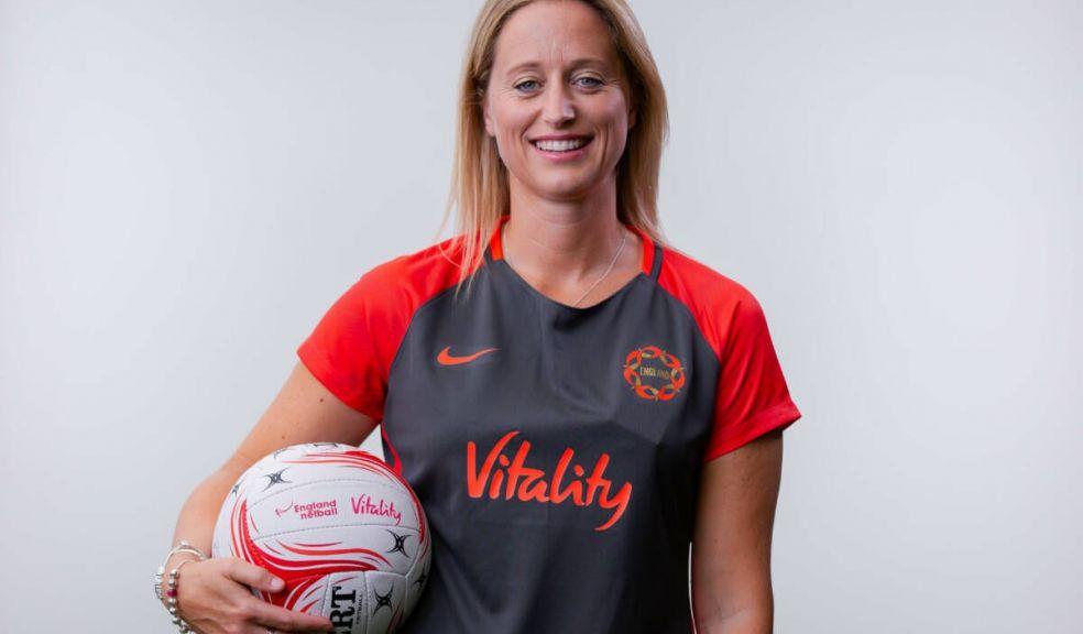 netball, women's sport, Vitality Roses