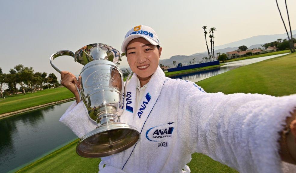 ANA Inspiration, women's golf, LPGA, Mirim Lee