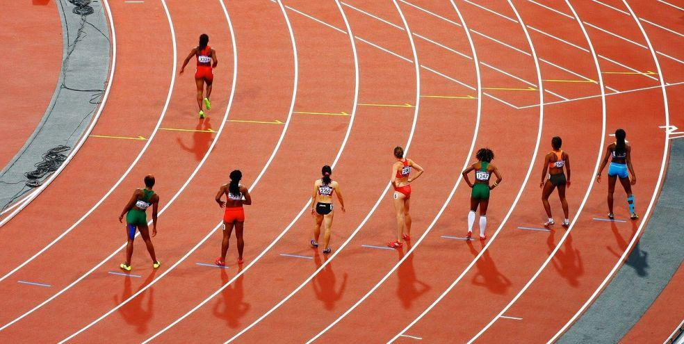 Women's sport, athletics