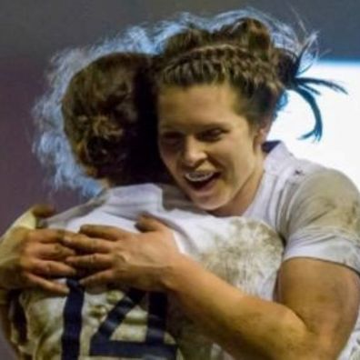 rugby, women's rugby, Red Roses, Abbie Ward, Abbie Scott