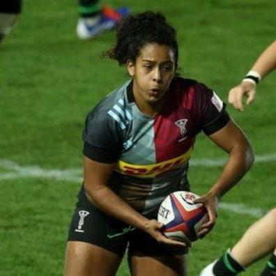 women's rugby, Harlequins Women, Giada Franco