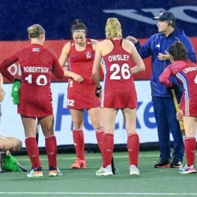 women's sport, women's hockey, England, Team GB, Great Britain
