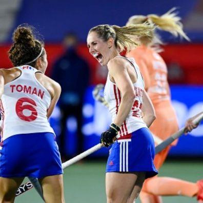 women's hockey, Great Britain Women