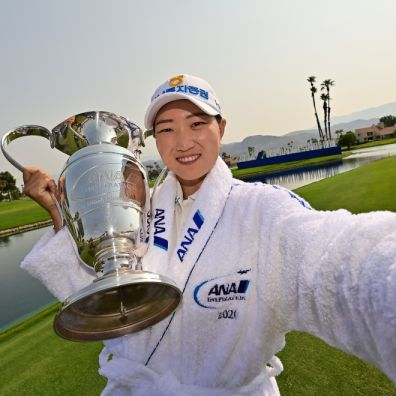 ANA Inspiration, women's golf, LPGA, Mirim Lee