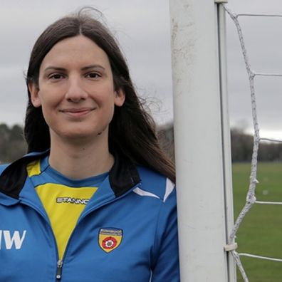Football, women's football, women's sport, trans women's sport