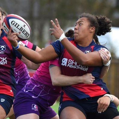 women's rugby, women's sport, Bristol Bears Women, Rownita Marston