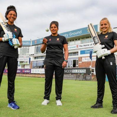 Cricket, women's cricket, girls cricket, ECB, England, England cricket, Sunrisers