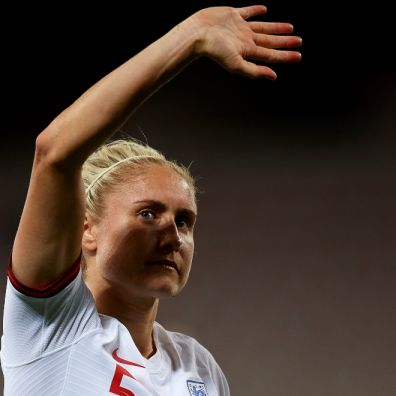 Steph Houghton England Women's Football Lionesses