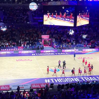 Netball World Cup 2019 Arena